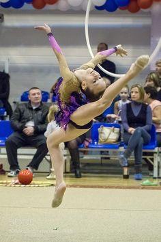 rhythmic gymnastics by dogz