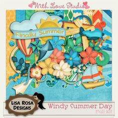 Windy Summer Day