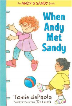 When Andy and Sandy first meet at the playground, they are cautious of one another, but soon find a way to become friends.  Gr. PreS- Grade 2.
