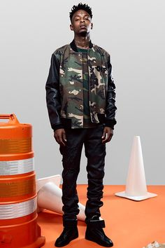 off white 2016 fw collection 21 savage lookbook