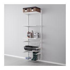 ALGOT Wandschiene/Drahtkörbe IKEA