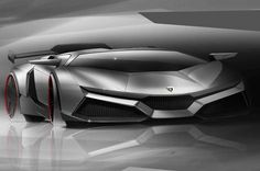 future concept designs race cars | ... SPD Master in Car Design in collaboration with Volkswagen Group Design