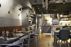 Дизайн интерьера ресторана Yolo