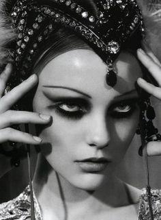 'Vintage Gypsy' <3 #eyemakeup #eyeshadow