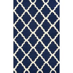 Lilly Rug in Navy