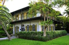The Hemingway Home -- Pier 'B' (Typically Disney Cruises and Norwegian Cruise Lines) -- Directly in front of the Westin