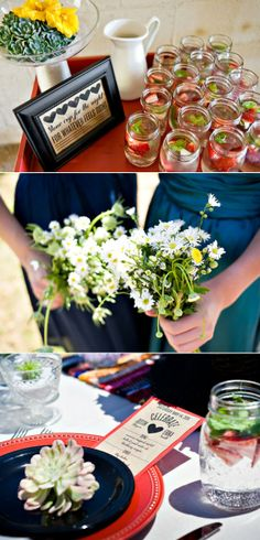 Fourth of July Photo Shoot by Isari Flower Studio + Event Design   The Wedding Story