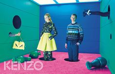 Image result for kenzo paris ad