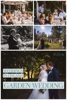 Bride Getting Ready, First Dance, Garden Wedding, Finland, Wedding Reception, Documentaries, Wedding Photos, Wedding Inspiration, Wedding Photography