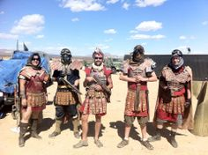 Legio I, Roman revival tribe at Wasteland Weekend