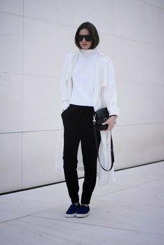 Fashionvibe » Zina Charkoplia Fashion Blog » Just Me