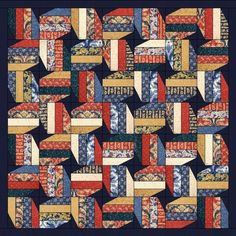 Lets Quilt Something: Honor - Free Quilt Pattern - Jelly Roll by Val Waldron Moreland