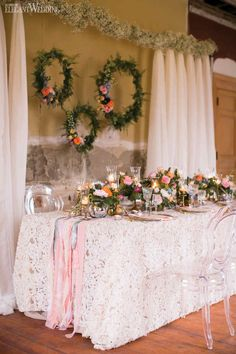 Vintage Reflections | Co-Producer & Florals: Ooh La La Designs | Co-Producer & Photography: Eva Derrick Photography | Boho Table Setting | Wedding Decor
