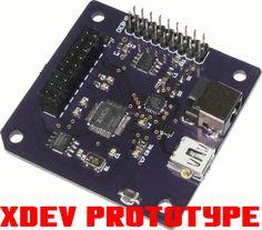 XDev - the new standard in hobby development boards by Daniel Wingerd — Kickstarter