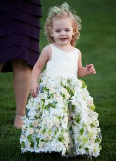 Garden Party Wedding On Pinterest With Kids Flower S Dresses