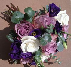 Hand-Tied Bridal Bouquet £65. This is soo similar to what I had - thanks Rachel! xxx