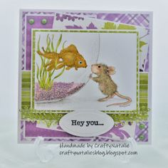 Hello and welcome back House-Mouse Fans! It's time to announce our Lucky Winners and Top 3 for our previous HMFMC . House Mouse, Easel Cards, The 5th Of November, Christmas Design, Creative Inspiration, Needle Felting, Birthday Cards, Congratulations, Challenges