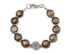 Gemstone Bracelet Jewelry Semi Precious Stone by ShineAndBeauty