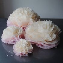 Hand Cut Tissue Paper Peony Flower by Crafteratti, the perfect gift for Explore more unique gifts in our curated marketplace. Honeycomb Decorations, Paper Decorations, Wedding Decorations, Wedding Ideas, Rustic Wedding, Wedding Inspiration, Bling Party, Paper Peonies, Tissue Paper Flowers
