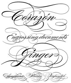 Burgues Script Tattoo Font By Sudtipos Type Veer