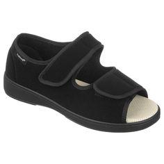 """Sandale medicale, ortopedice, lavabile, pentru femei si barbati, PodoWell Arian. Recomandate pentru: recuperare medicala post-operatorie, pentru picioare umflate. Gama de marimi fabricate: 36-48. Calapod mai lat decat cel standard. Brantul este detasabil / interschimbabil. Sandalele sunt reglabile pe picior: cele doua barete sunt prevazute cu velcro/""""arici"""" /""""scai"""". Talpile sunt fabricate din poliuretan, sunt ortopedice si sunt cusute in intregime."""