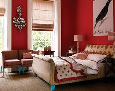 Habitación roja