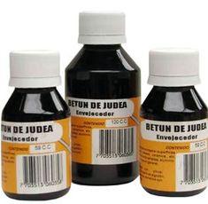 Qué es y como se usa el betún de Judea