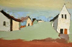'Houses Put Together' - Sandra Pratt