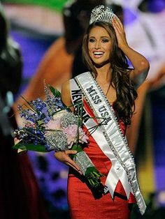 The new Miss USA could kick your butt