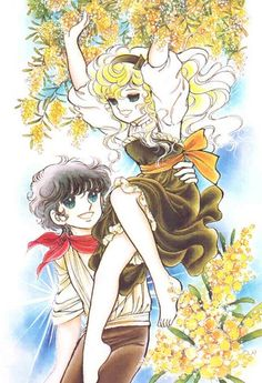 Georgie and Arthur Bateman by Mann Izawa Manga Anime, Old Anime, Manhwa Manga, Manga Drawing, Manga Art, Betty Boop, Georgie, Manga Illustration, Japan Art