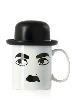 Charlie Chaplin Mug