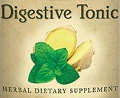 Womens Digestive Health Liquid Herbal Supplement Tincture Nausea Morning Sickness Natural Remedy Organic Certified FDA Registered USA