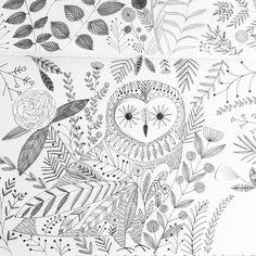 Bethan Janine - Owl