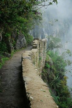 Trek the Incan Trail to Machu Picchu (without complaining once)...