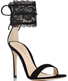 Gianvito Rossi Ankle Cuff Sandals