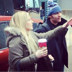 Renee Young & Dean Ambrose I don't understand why they can't just be friends without turning it something more... Like can two people hang out without constantly giving her hate for nothing.