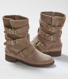 Taupe DV by Dolce Vita Ferin Suede Boot
