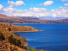 Lake Titicaca, Peru [OC][3965x2973] - Imgur