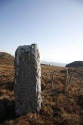 Standing stone-the Beara Way