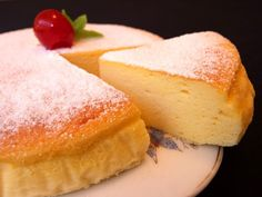 Cocinando con Lola García: Pastel de queso japonés