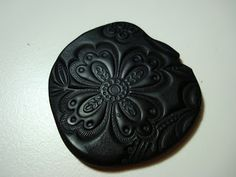 Altered Alchemy : make a simple pendant with polymer clay