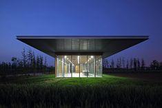 vector architects: harvest pavilion