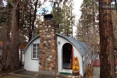 Tiny House Movement - quonset cabin, Page 93, adventure rider