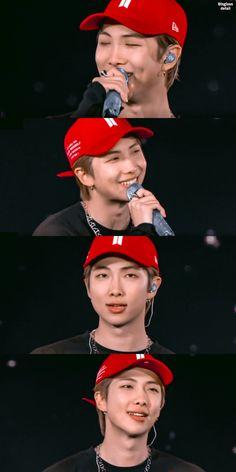 BTS Speak Yourself Tour The Final Wallpaper Lockscreen & Edit Bts Rap Monster, Foto Bts, Bts Boys, Bts Bangtan Boy, Bts Taehyung, King Of Rap, Mixtape, K Pop, Shop Bts