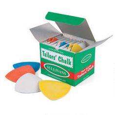 Item # 11578C - 2 Boxes Tailors Chalk Value Set