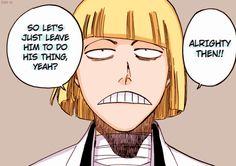 Most accurate description of the entire Bleach manga/anime (Hirako Shinji)