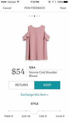2017 SPRING & SUMMER FASHION TRENDS! Ask your Stitch Fix stylist for items like this when you sign up today by clicking on the pic & filling out your style profile. Only $20 to have your own stylist! #affiliate #stitchfix