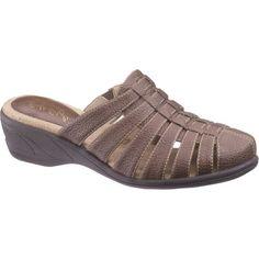 Women's Soft Style GENINE Durable Comfort Stripy Clogs