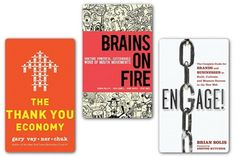 12 helpful books about social media.