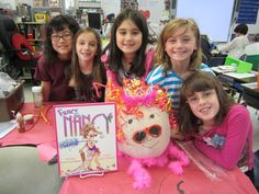 Fancy Nancy picture & chapter books by Jane O'Connor